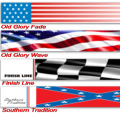 Arrow wraps Flag Design